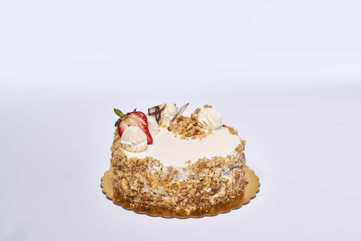 Organica Cafe Carrot Cake