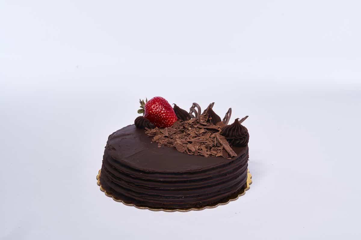 Organica Cafe Chocolate Mud Cake