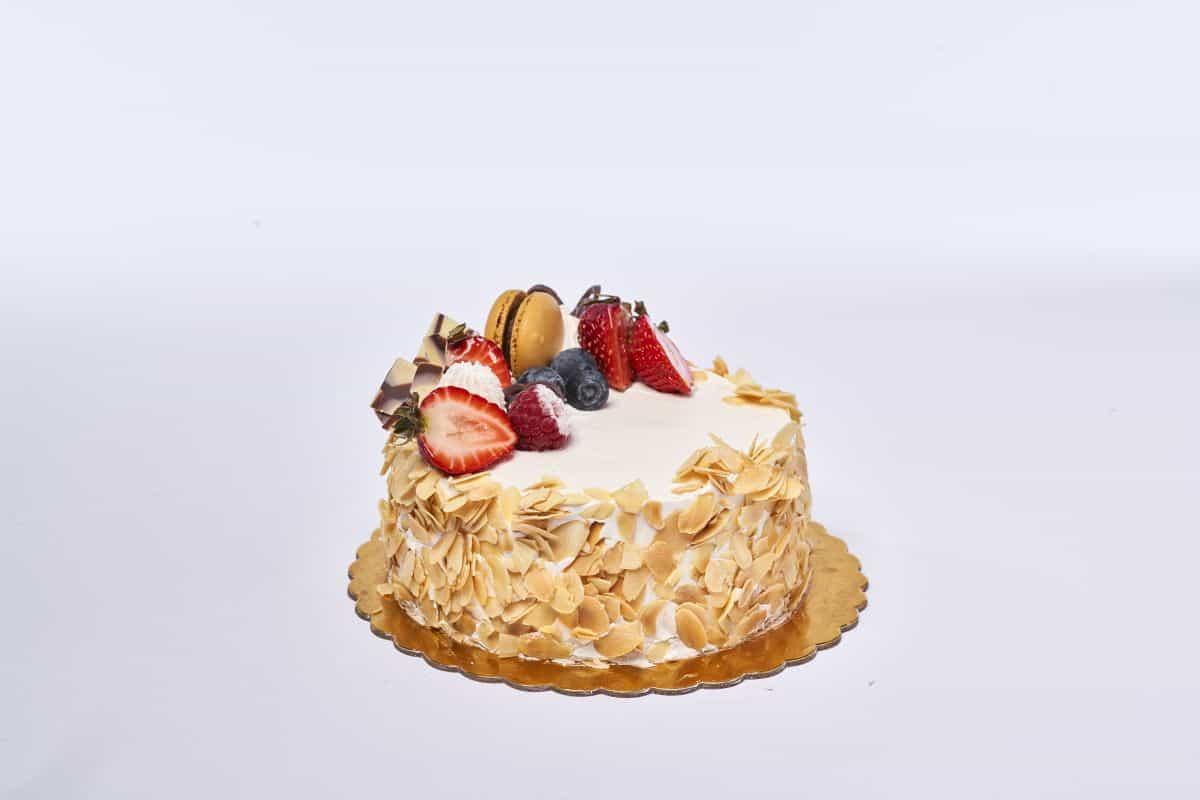 Organica Cafe Continental Cake