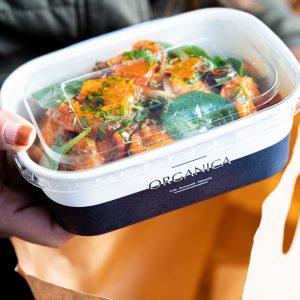 Organica Leichhardt takeaway meal