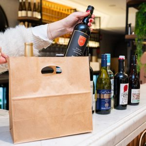 Organica takeaway wines